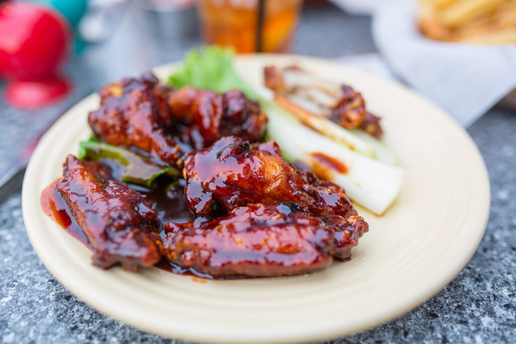 Honey_bbq_chicken_wings,chicken_recipes