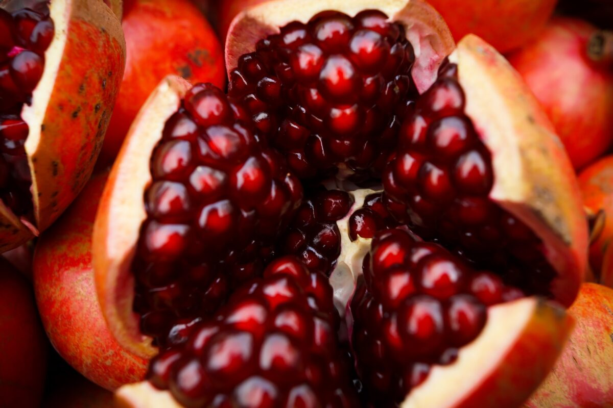 Pomegranate Juice and Healthy Benefits